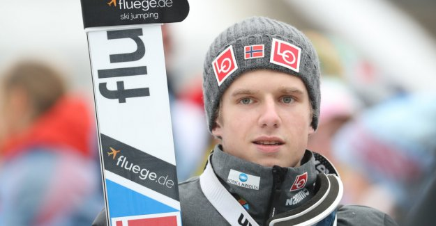 NOW: the Norwegian athlete disqualified due to hoppdressen