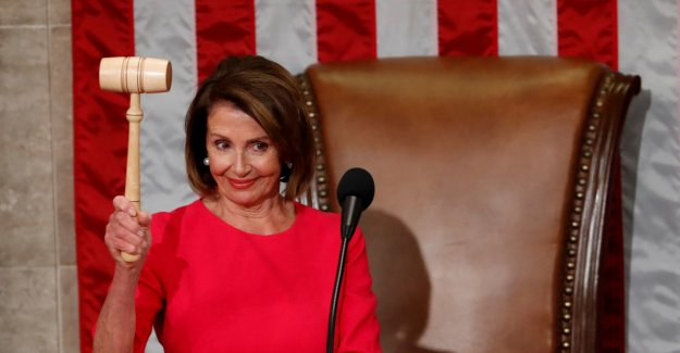 Nancy Pelosi knows how she is going to tame Donald Trump