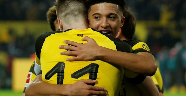 Never more sales from Borussia Dortmund to Bayern Munich