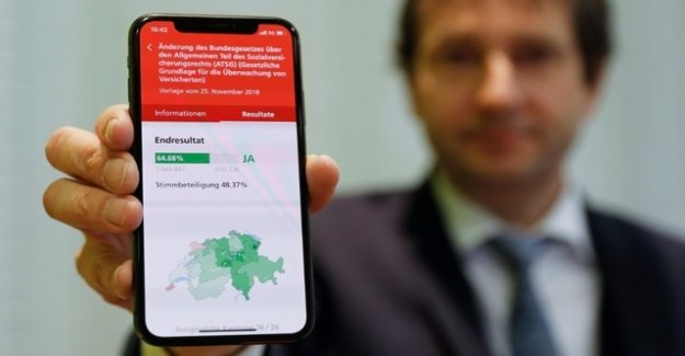 New App reminds you with a Push to the Vote