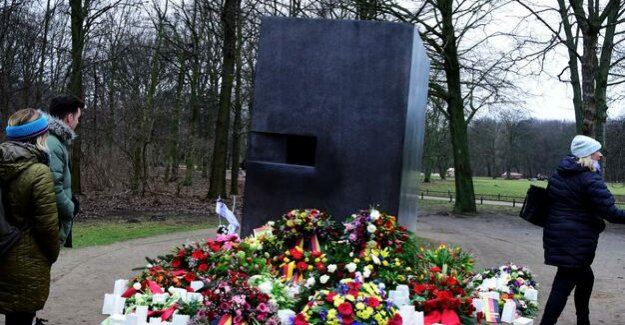 New Letter to Wolfgang Schäuble : Petition: Bundestag to NS 2021 homosexual victims of the recall