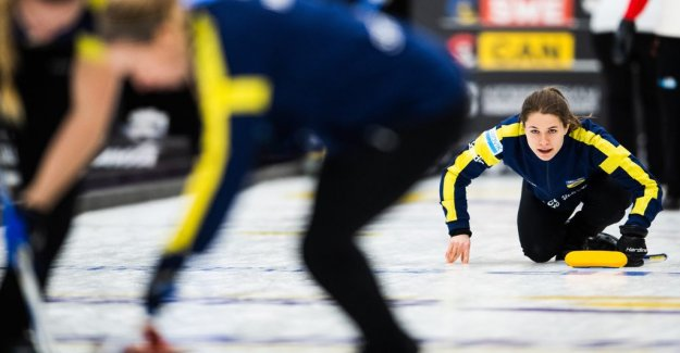 New World Cup-victory for the team Hasselborg