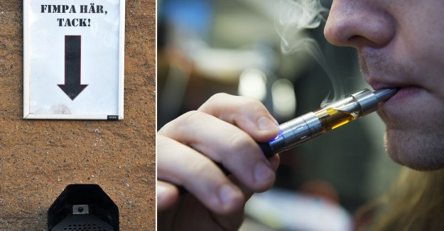 New study: E-cigarettes are effective in getting smokers to quit