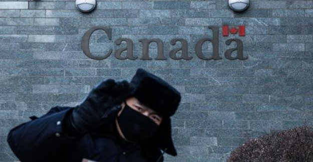 New tensions between China and Canada