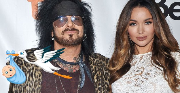 Nikki Sixx, 60, going to be a daddy