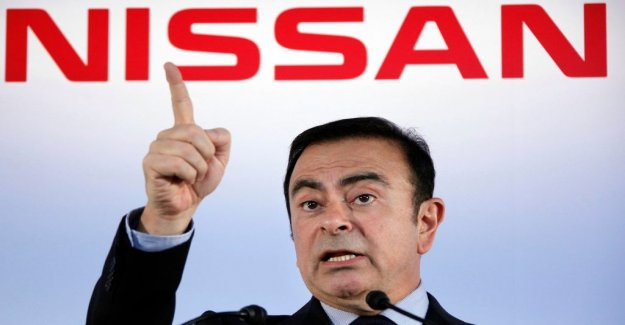 Nissan will be reviewed for lönefusk
