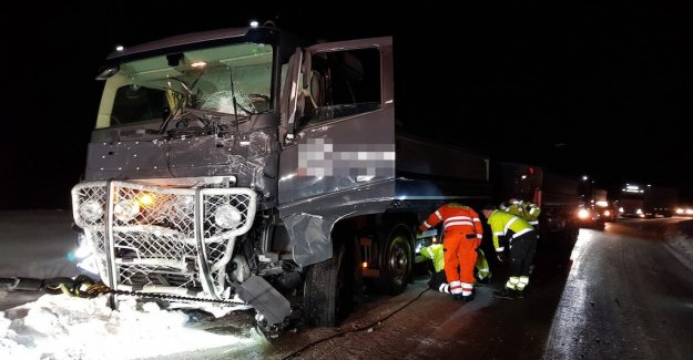 Norrskensturister from Switzerland was killed in the accident in Norrbotten