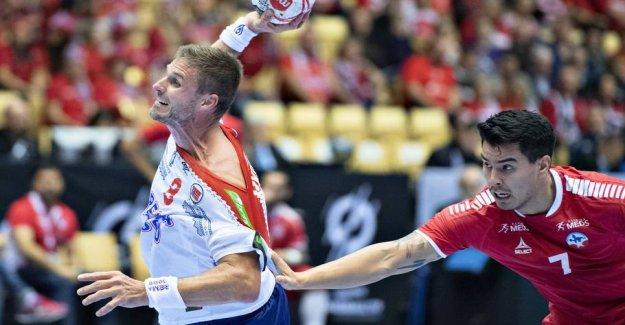 Norway smashed to mellemrunden and gruppefinale against Denmark