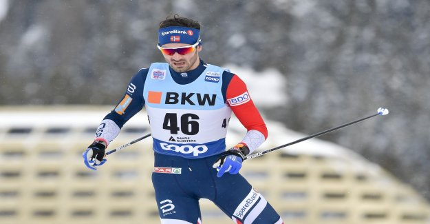 Norwegian OLYMPIC medallist will miss this weekend's races