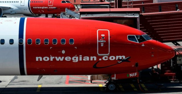 Norwegian hijacks routes and bases