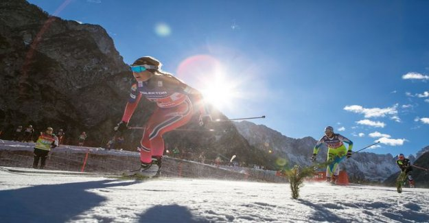 Norwegian skier lost his sister in the autumn - fight now to the podium: I don't think you no longer ski I can