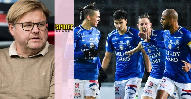 Official: Peter Swärdh takes over Trelleborg