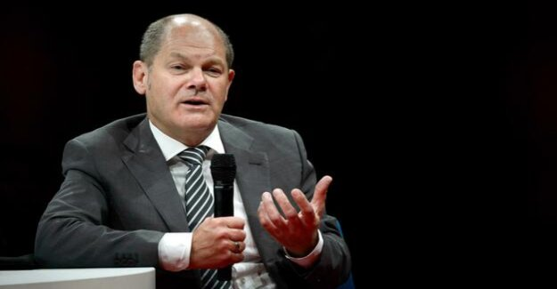 Olaf Scholz : A man wants to be Chancellor
