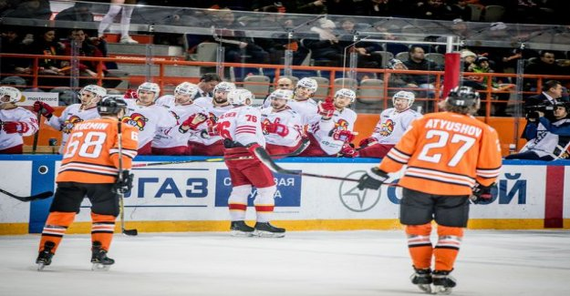 Outrageous! The jokers defense the snow was ice ugly - jester shirt, you get a penalty won habarovskia of