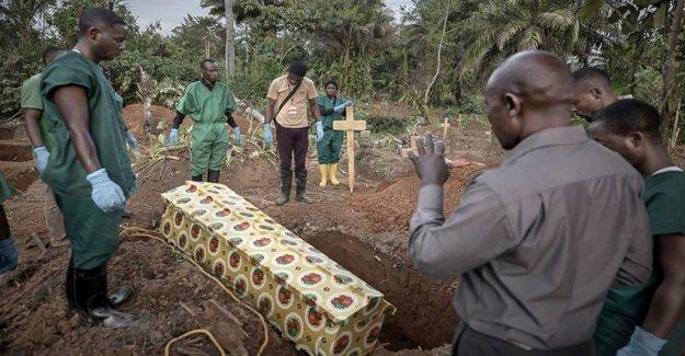 Over 400 dead of ebola in Congo-Kinshasa