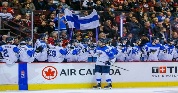 Overwhelming, Young Lions! Finland runs an incredible way to the world cup finals - and it is historical