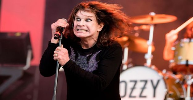 Ozzy Osbourne cancelled the Finnish-gig on doctor's orders – I'm completely devastated