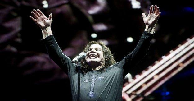 Ozzy Osbourne set visit to sweden after illness