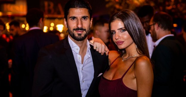 PHOTO. Beautiful people on the red carpet of the Gala of the 65th Golden Shoe