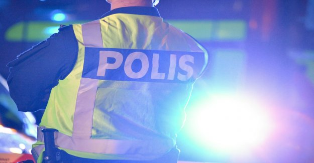Parents difficult knivskurna – daughter arrested