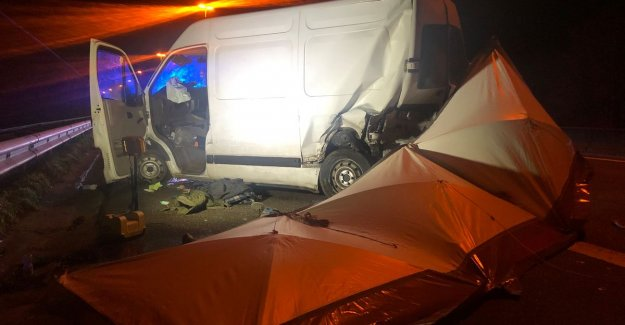 'Patje' (51) dies in crash on motorway E314, woman still in coma