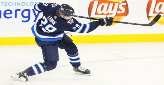 Patrik Laine shot handsome paint party game and the rise of rock-hard caste - the Jets still get the help of the Finnish stars of