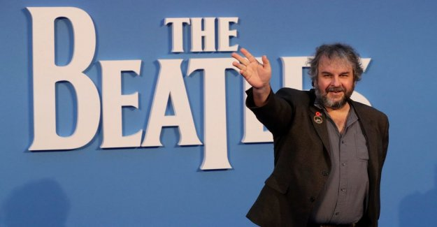 Peter Jackson making documentary about The Beatles