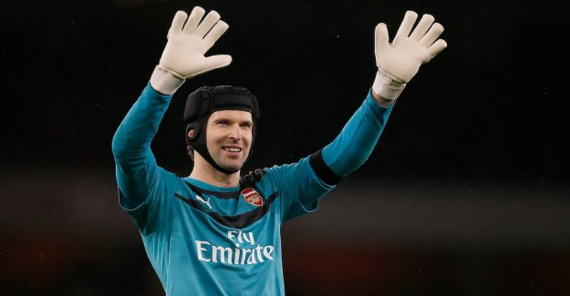 Petr Cech ends: I have achieved everything