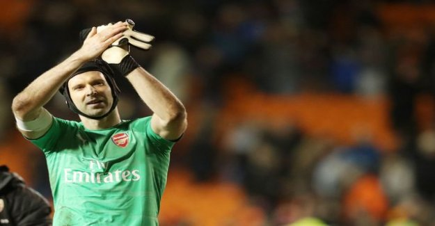 Petr Cech finish his career - to recover from skull fracture and made a huge career: I Hope we win one trophy