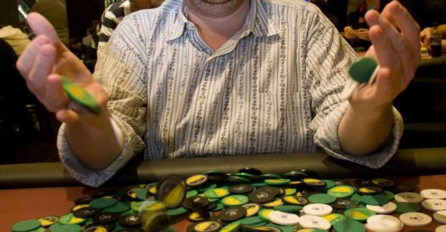 Poker star sudden death: One of the first major