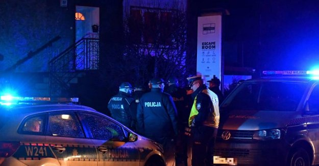 Poland: Five 15-year-old girls locked inside and burned to death