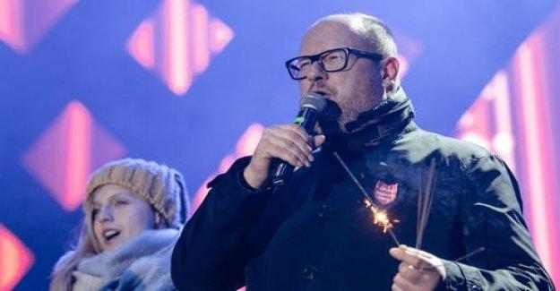 Poland: gdańsk mayor with the knife attack injured