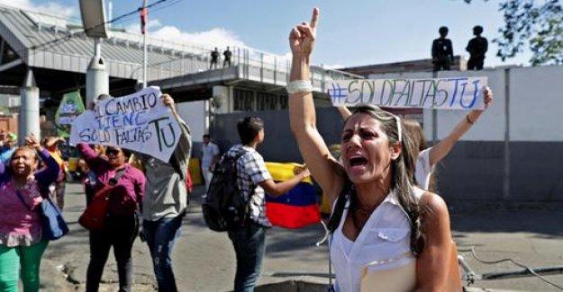 Power struggle in Venezuela: Between enthusiasm and Frustration