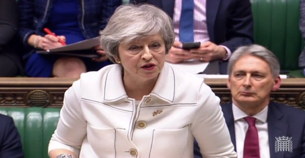 Prime Minister Theresa May : How May the Brexit Treaty fight