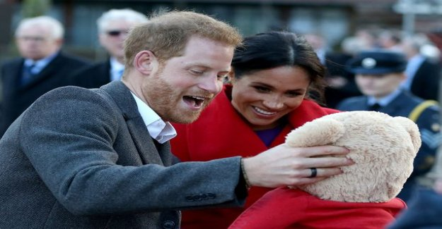 Prince Harry revealed that it had started a new hobby - did Meghan?