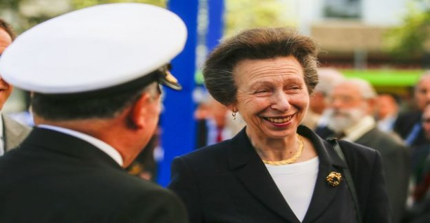 Princess Anne, 68, was in the hard-working british royals - represented more than prince Harry and William a total