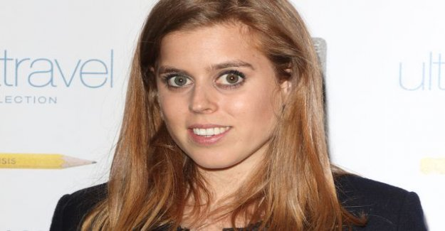 Princess Beatrice of great sadness: puppy died from poisoning after the run