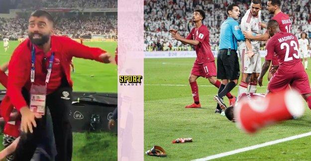 Qatar beat host nation – meet Japan in the final
