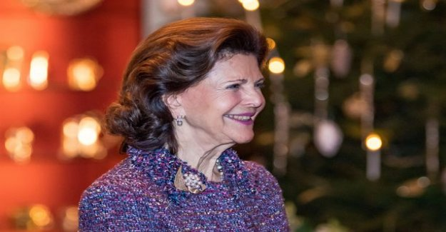 Queen Silvia reveals dating with the king: I went secretly to Sweden and disguised himself as peruukein