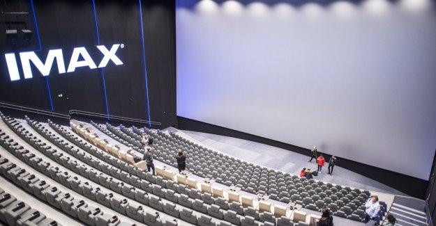Races against Norway's largest cinema in klagebrev: - Ufyselig