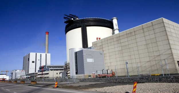 Reactor at the Ringhals nuclear power plant shut down for repair