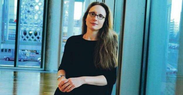 Rebecca Saunders : Berlin composer receives Ernst von Siemens music prize