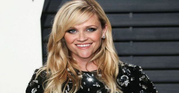 Reese Witherspoon took the whole 10 years like a challenge unimaginable pair: it's Not fair participate in, if looks just the same!