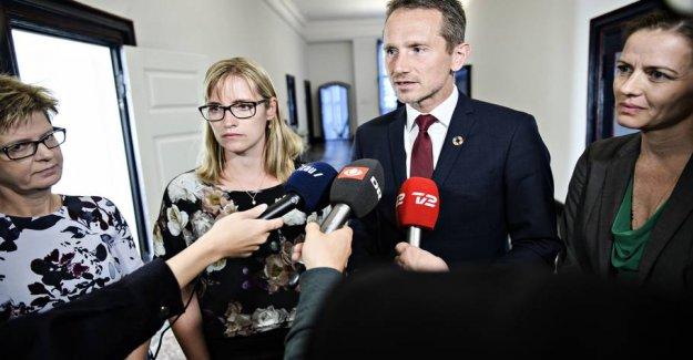 Regionspolitikere must be paid for regionsløst year