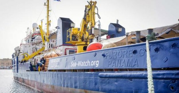 Rescue boats: Germany wants a European solution