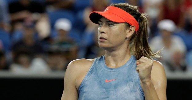 Respectful Sharapova: Wozniacki has raised his level