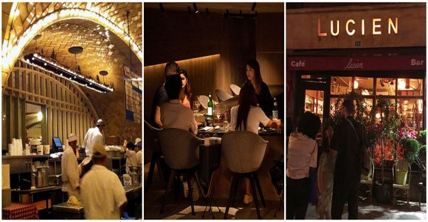 Restaurants in New York city you won't want to miss
