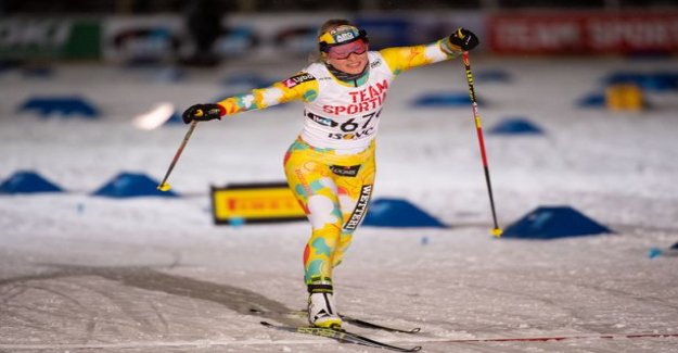 Riitta-Liisa Fools, 40, said ski away harder than ever – bless, I didn't go to the Tour de Skillä: Fortunately, I wasn't there