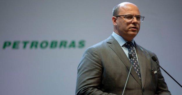 Rios governor: Brazil need a Guantanamo