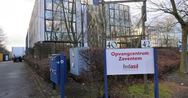 Rising number of asylum: shelter from Zaventem reopens doors for 200 people